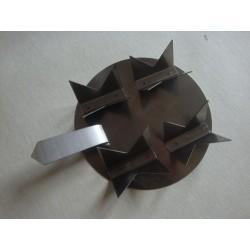 EFCOLOR  Poudre Noir 10 ml