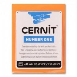 Pâte Cernit Number One (56 gr)  - Noir  N° 100