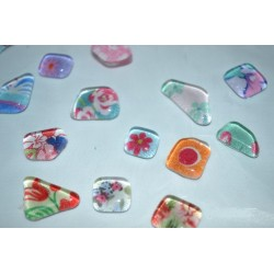 Aimants Magnets, Forme coccinelle (sachet lot de 6 pièces)   20mm