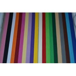 Quilling, Bande de papier pour technique du Quilling (3 mm - 16 cm de longueur - 20 couleurs différentes - 400 pièces)