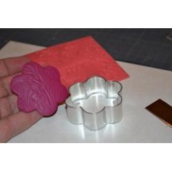 Emporte-Pièces forme Goutte d'eau (Set 5 pièces différentes grandeurs)
