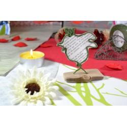 Raphia Naturel Ruban  Coloris Rose Vif Fushia (50gr)