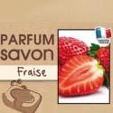 Parfum FRAISE pour Savon, Bougie et plâtre  (27 ml)