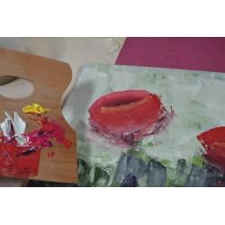 Médium Folk Art Retardateur de Séchage pour peinture acrylique, flacon 59 ml