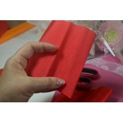 """Papier de Soie Assortiment de couleurs """"Lilas""""  50 cm x 70 cm (5 feuilles)"""