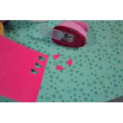 Perforatrice (S) petit modèle découpe mini feuille d'arbre motif : 1.5 cm