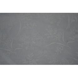 Tissu blanc ton sur ton (25 x110cm)