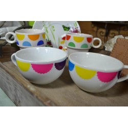 """Peinture Color Dekor """" Vert Tilleuil""""pour support non poreux (porcelaine, céramique, verre, métal)"""