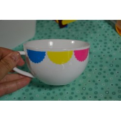 """Peinture Color Dekor """"Orange Vif""""pour support non poreux (porcelaine, céramique, verre, métal)"""