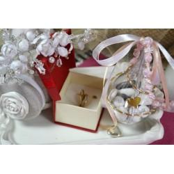 Fil aluminium  Rond Effet Diamanté ARGENT (Ø 2 mm)  pour bijoux et accessoires