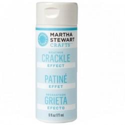 Vernis à craqueler, effet patiné,  Martha Stewart, 177ml