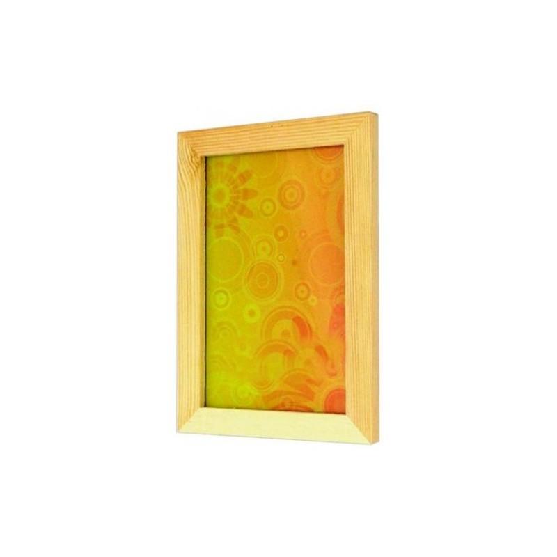 Cadre Photo en Pin avec 1 Pied inclus 12 x 17 cm (vendu à l'unité)