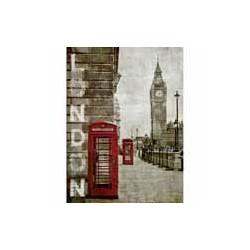 """Image 3 D -  Image Londres """"London""""  30 x 40 (vendue à l'unité) pour tableau technique du 3D"""