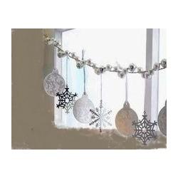 Support à décorer en Médium  Boule Ajourée (A suspendre ou à poser)  Modèle Moyen 9 cm