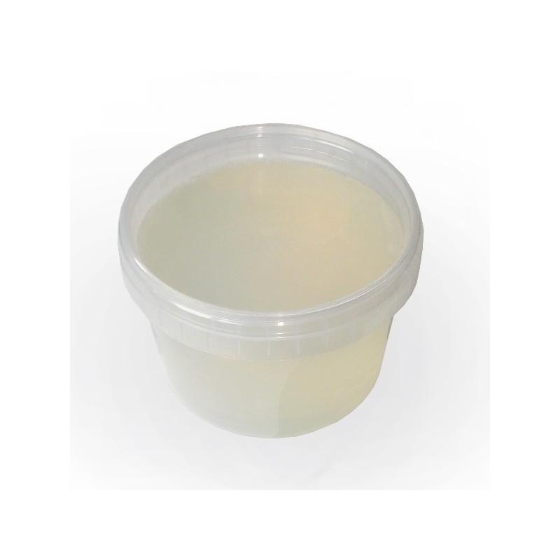 Bloc savon glycérine transparent - 500 gr