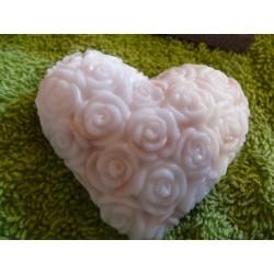 Moule mini pour fabrication savon Motif Rose