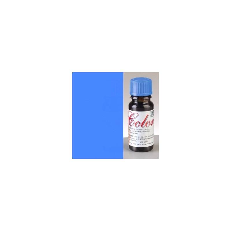 Colorant pour savon 10 ml Bleu