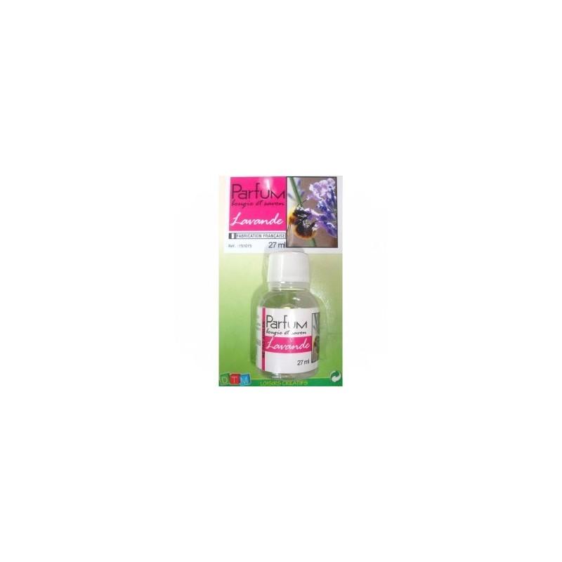 Parfum lavande pour Savon, Bougie et plâtre  (27 ml)