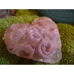 Parfum senteur rose pour Savon, Bougie et plâtre  (27 ml)