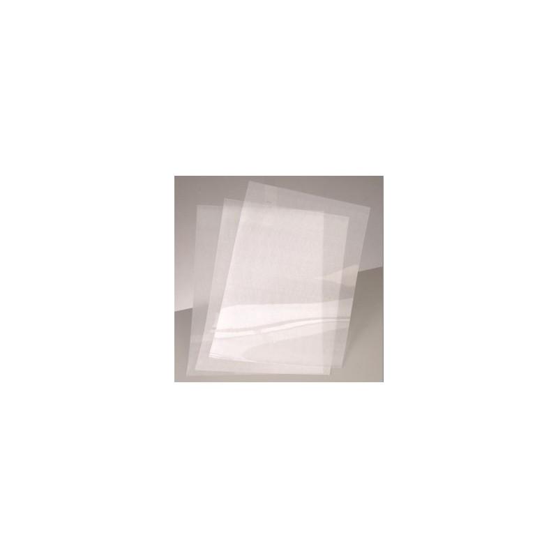 Plastique fou transparent Cristal transparent, lot de 3 feuilles de 20 x 30 cm