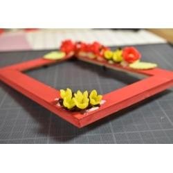 Emporte-Pièces set 13 formes Fleurs et Feuilles