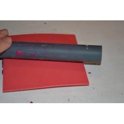Rouleau Bois pour étaler toutes les Pâtes à modeler (23 cm de long, partie pour étaler 12 cm)