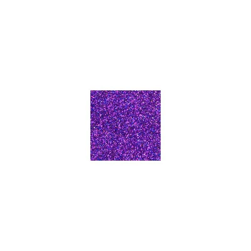 Plaque de Mousse pailletée Mauve - Petit Format (30 cm x 20 cm)