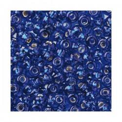 Perles  de rocailles transparentes Bleu turquoise Bijoux et décoration  (Ø  2.5 mm)  15 gr