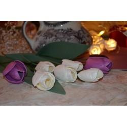 """Plaque de Mousse thermoformable Imprimé """"Dentelle Rose""""  (60 cm x 40 cm)"""