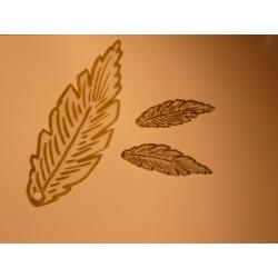"""Plastique fou Dingue Cristal  Assortiment 4 Motifs  à colorier """"Animaux Sauvages""""  (10,5x14,5 cm) (sachet de 4 feuilles)"""