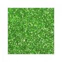 Plaque de Mousse thermoformable pailletée vert clair A4 20x30cm