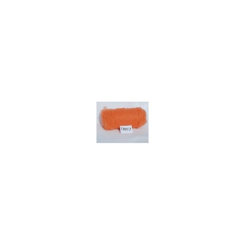 Laine Cardée à Feutrer 50 gr coloris Saumon LNK4007