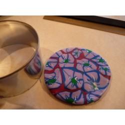Rouleau étalage kit avec plaques étalage transparentes