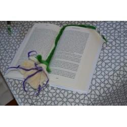 Laine Cardée à Feutrer 50 gr coloris Mauve Myrtille LNK4008
