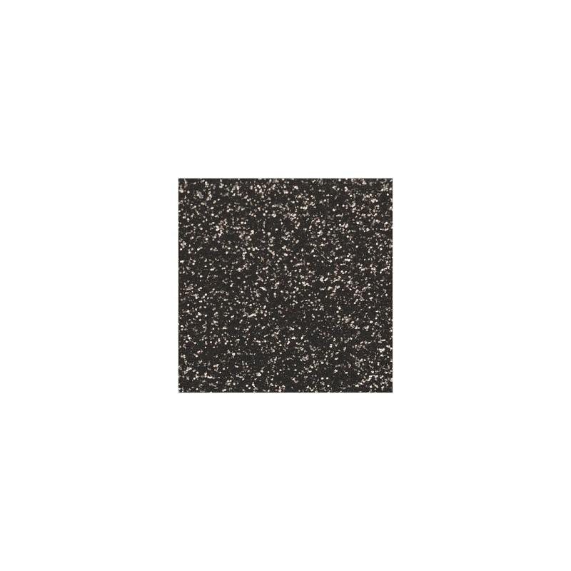 Poudre Pailletée extra fine, paillettes coloris Noir, tube : 3 gr