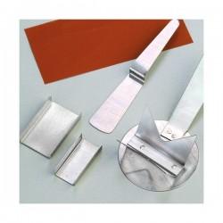 EFCOLOR  Kit complet pour porte-clés, poudre Efcolor avec embellissements inclus
