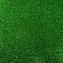 Plaque de Mousse thermoformable pailletée vert foncé A4 20 x 30 cm