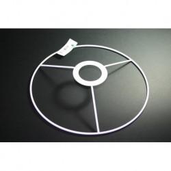 Cercle nu armature, carcasse d'abat-jour, diamètre 10 cm