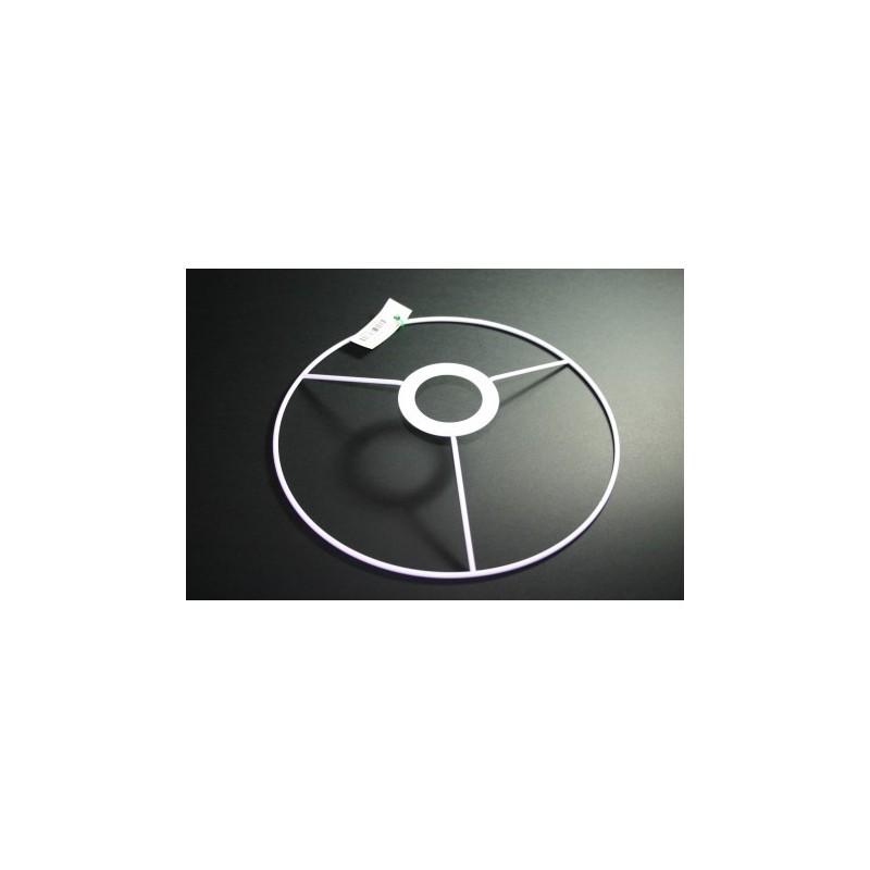 Cercle tête Ossature armature, carcasse  pour abat-jour  diamètre 15 cm