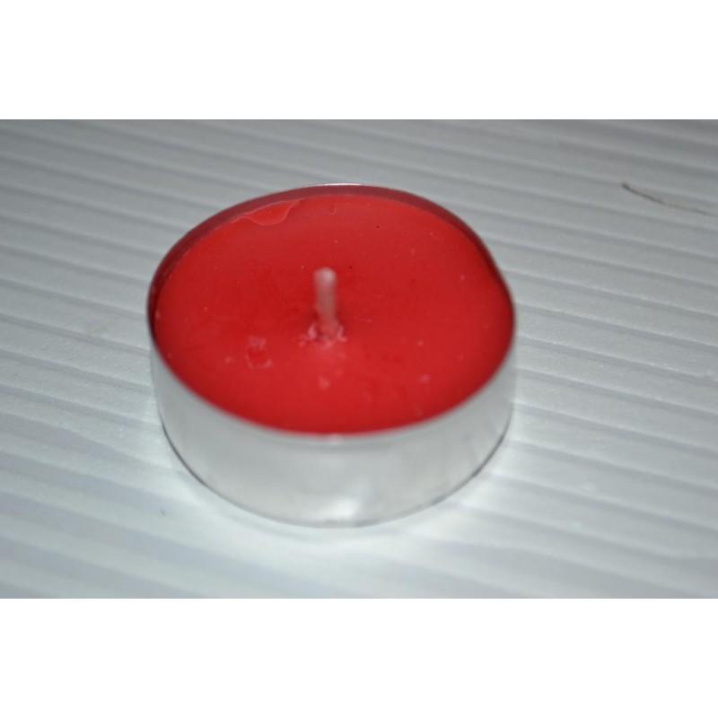 Bougies chauffe-plats parfumées fruits rouges (lot de 4)