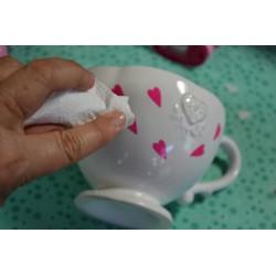 Perforatrice (S) petit modèle découpe coeur motif 1.6 cm