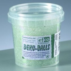Mini billes de verre Déko Balls (pot 200 gr - diamètre 1.5 mm)