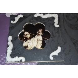 Cadre Customisé style Baroque (vendu sans photo)