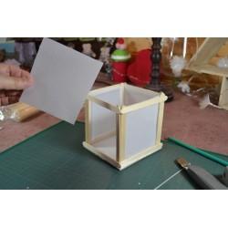 Feuille Parchemin Papier Vélin  A4 150 Gr (vendu  lot de 5 feuilles)