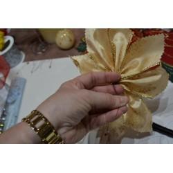 Fil métallique laqué  Ø 1,2mm diamètre, longueur : 30 cm, pour fleurs fraîches ou créations décoratives, fagot de 10 pièces