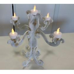 chandelier amovible, support Médium brut à monter , à customiser
