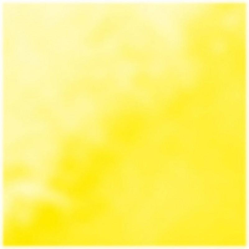 Peinture Aquarelle transparente liquide Art Aqua Pigment, jaune, 30ml