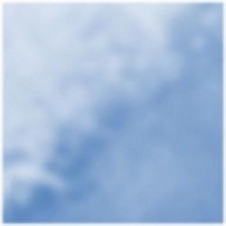 Peinture Aquarelle transparente liquide Art Aqua Pigment, bleu ciel, 30ml