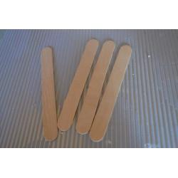 Spatules - Lot de 4 spatules bois