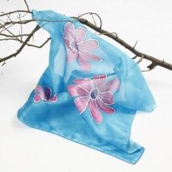 Peinture sur soie et autres textiles, à base d'eau, rose cyclamen Silk, 50ml